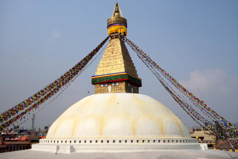 Namaste de Katmandou !