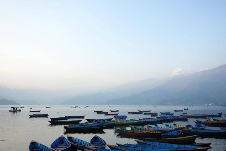Pokhara et Parc National de Chitwan